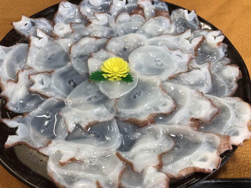 画像1: ぷるぷるトロトロ 水だこ刺身 95g×3パックセット(10%OFF価格) (1)